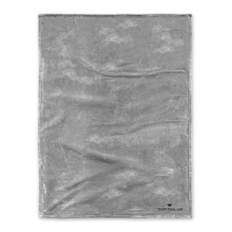 Pled jasny szary 150x200 cm