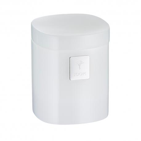 Pudełko z przykrywką białe