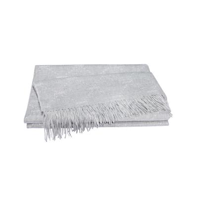 PLED fine signature srebrny 130X170 cm