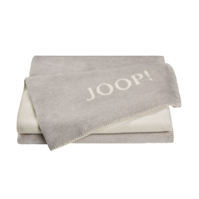 Pled beżowy JOOP! Uni Double Face 732316