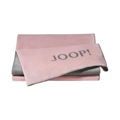 Pled różowy JOOP! Uni Double Face 716484