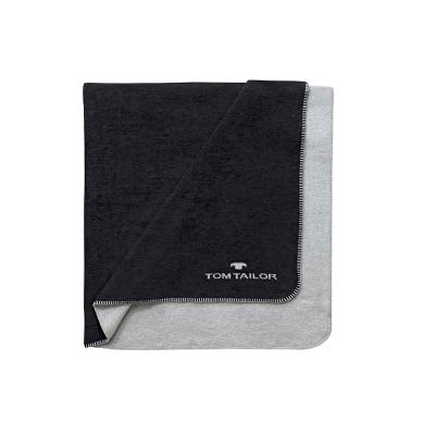 Pled czarny Tom Tailor 229938