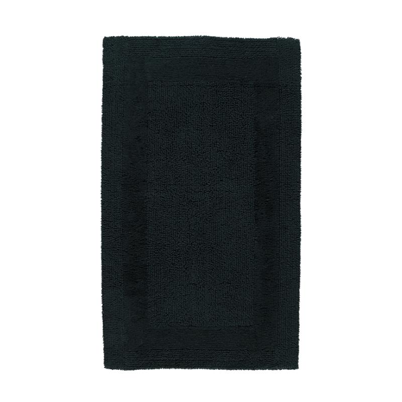 Dywanik łazienkowy Cawo czarny 1000/901