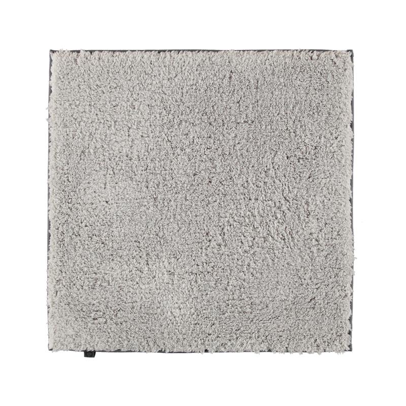 Dywanik łazienkowy szar Cawo Frame 1006