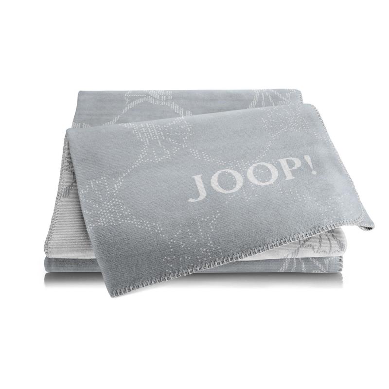 Pled niebieski JOOP! Cornflower Double 746818