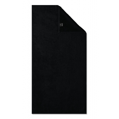 Ręcznik frotte czarny JOOP! 1670