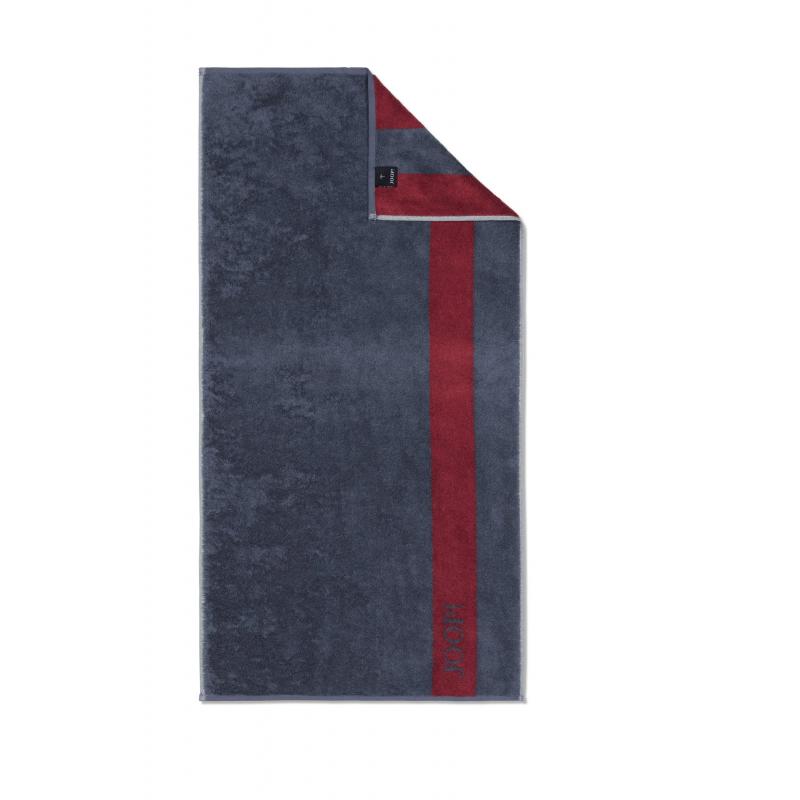 Ręcznik frotte granatowy JOOP! INFINITY Doubleface 1678