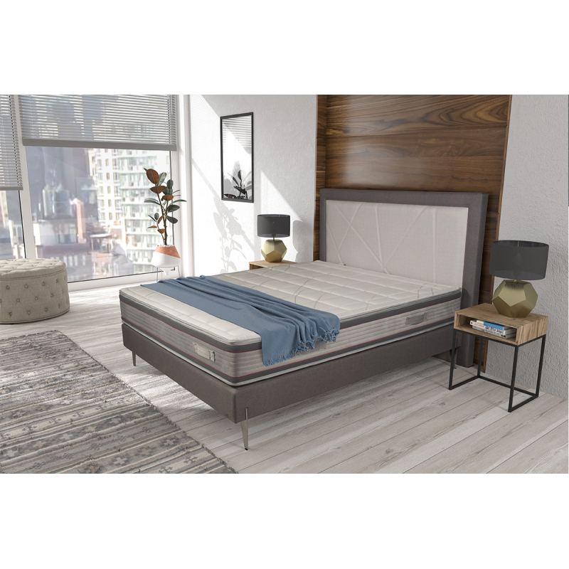 Łóżko Panel X