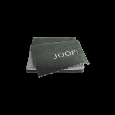 Pled zielony JOOP! Melange Doubleface 751461