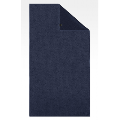 Ręcznik frotte marine JOOP! Uni-Cornflower 1670