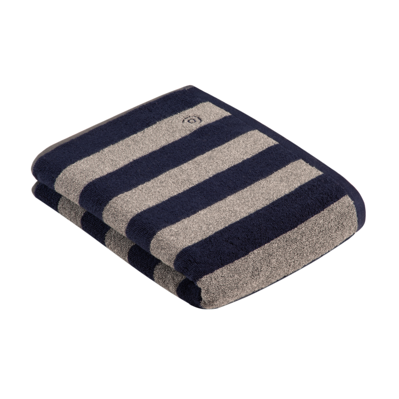 Ręcznik Bugatti Romano 002 marine blau