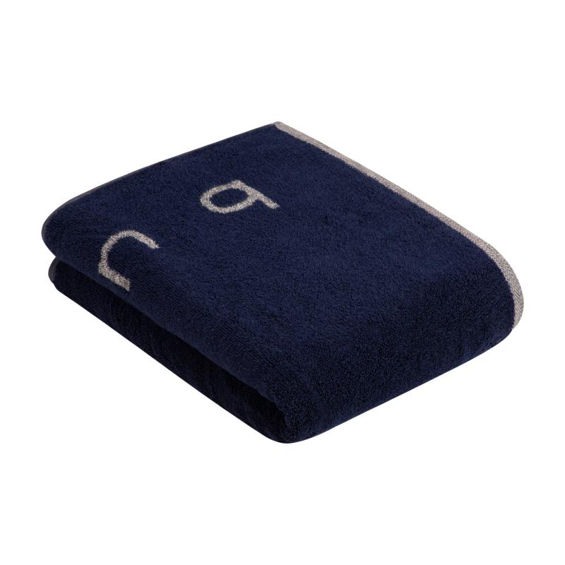 Ręcznik Bugatti Emilio 001 marine blau
