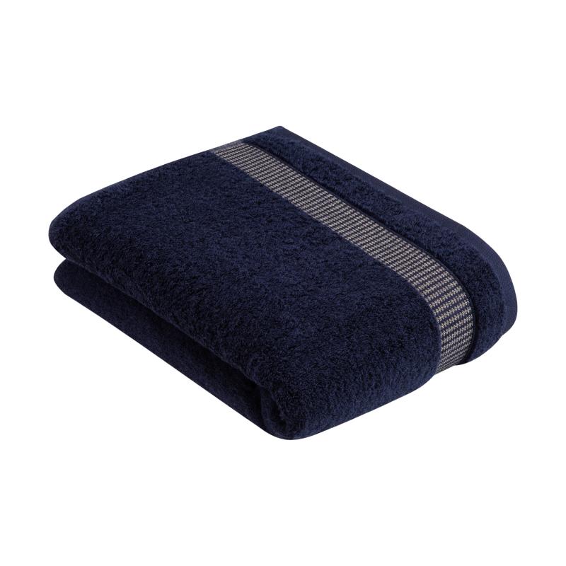 Ręcznik Bugatti Livorno 493 marine blau