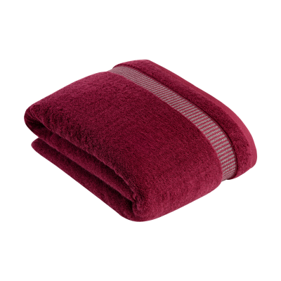 Ręcznik Bugatti Livorno 3815 burgundy
