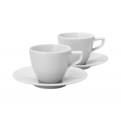 JOOP! Filiżanka do espresso ze spodkiem Single Cornflower SET 2szt.