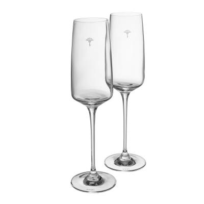 JOOP! Kieliszek do szampana Single Cornflower SET 2szt.