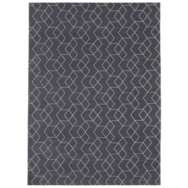 Fargotex Dywan Carpet Decor Cube Anthracite