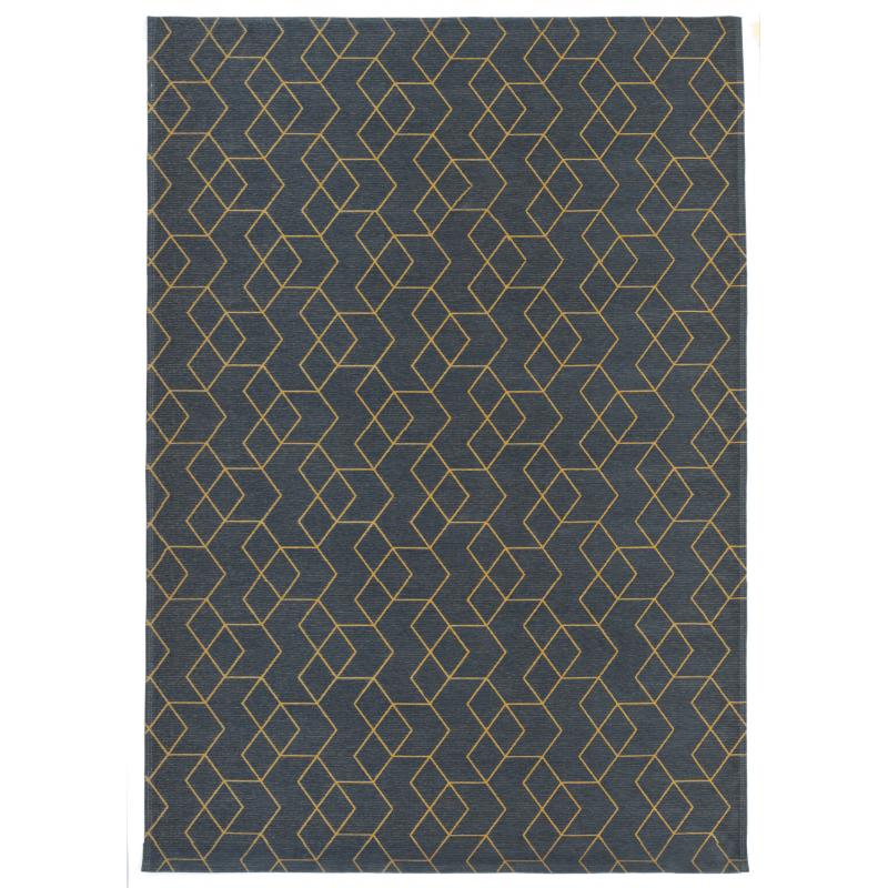 Fargotex Dywan Carpet Decor Cube Golden