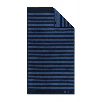 Ręcznik frotte granatowy JOOP! Classic Stripes 1610