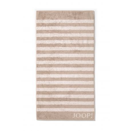 Ręcznik frotte beżowy JOOP! Classic Stripes 1610