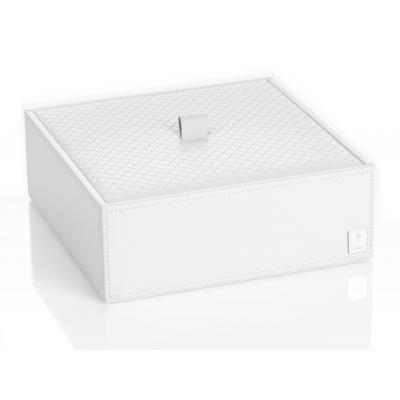 Pudełko z przykrywką małe poziome białe JOOP! Bathline 010990410