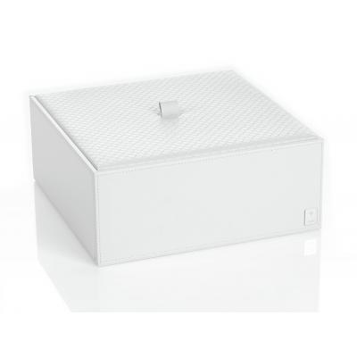 Pudełko z przykrywką duże białe JOOP! Bathline 011000410