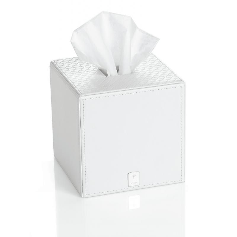 Chustecznik kwadrat biały JOOP! Bathline 010960410