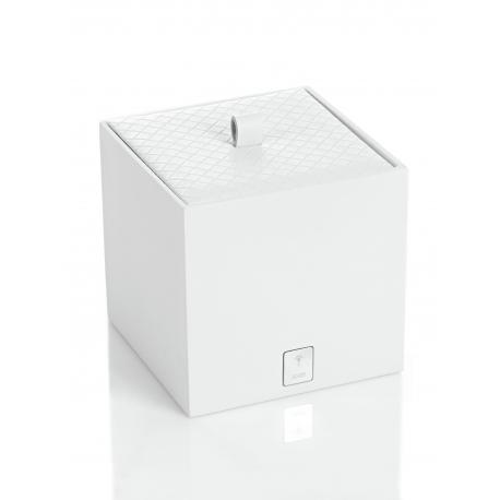 Duże pudełko na kosmetyki JOOP! Bathline białe 011211410