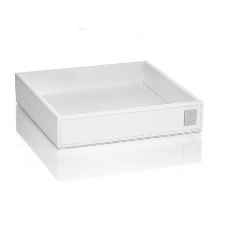 Taca kwadratowa biała JOOP! Bathline 011080410