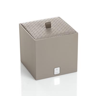 Duże pudełko na kosmetyki JOOP! Bathline szare 011211413