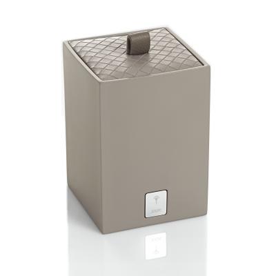 Pudełko z przykrywką małe szare JOOP! Bathline pionowe 011201413