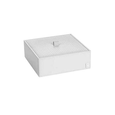 Pudełko z przykrywką małe białe JOOP! Bathline 010990410