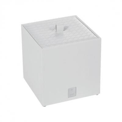 Duże pudełko na kosmetyki białe JOOP! Bathline 011211410
