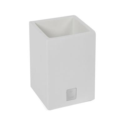 Pojemnik kwadrat biały JOOP! Bathline 011031410