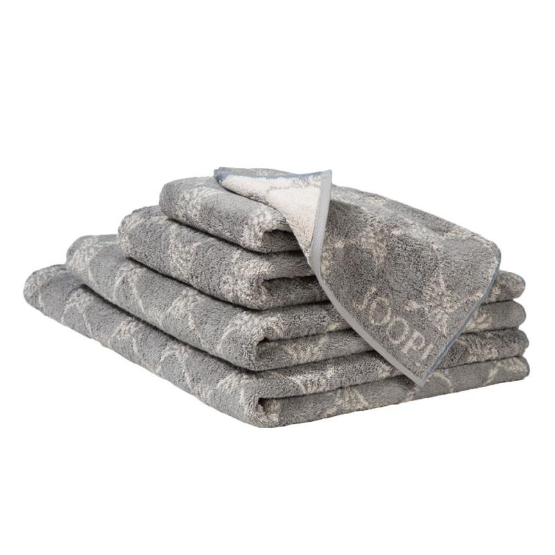 Ręcznik szary  JOOP! Cornflower 1611