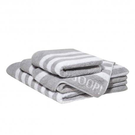 Ręcznik Joop Classic Stripes Silver